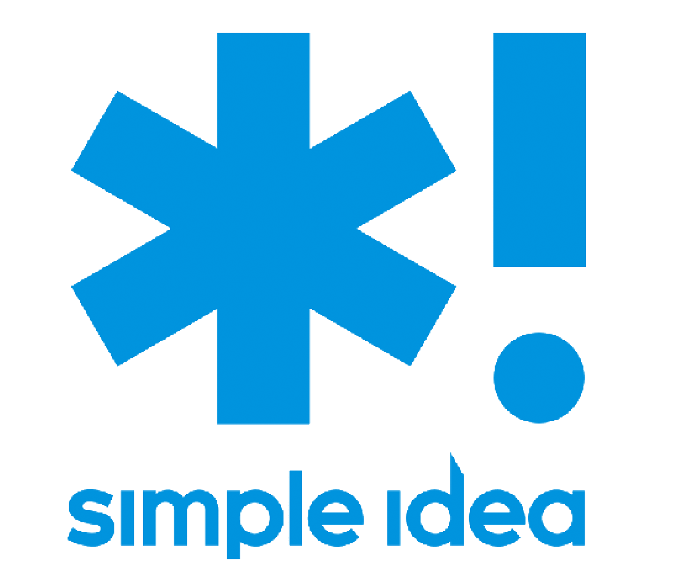 simple idea logo